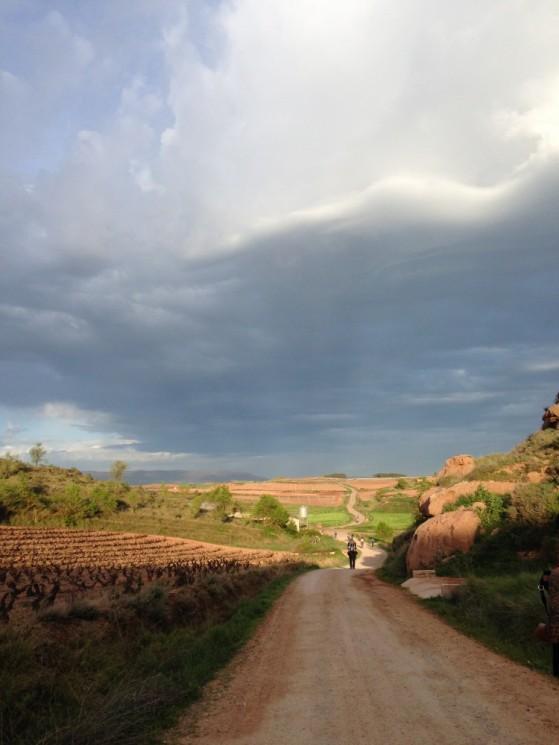 Nájera --> Santo Domingo de la Calzada