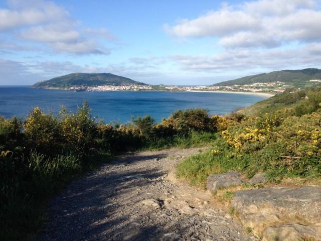 Na última etapa, o cabo de Finisterra!